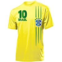 BRASILIEN FANSHIRT - Herren T-Shirt Gr.S bis XXL - Golebros