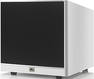 JBL Arena Sub 100P Subwoofer Amplificado (Amplificador Clase D de 100 W) de 10 Pulgadas (250 mm), Color Blanco (B00ZU1CM64) | Amazon Products