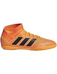 outlet store d2ba4 cbac8 adidas Nemeziz Tango 18.3 in J, Chaussures de Futsal Mixte Enfant