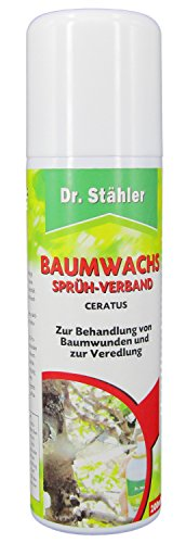 Dr. Stähler Ceratus Baumwachs Sprühverband 200ml