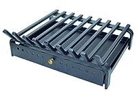 Imex El Zorro 10805 - Parrilla para chimenea con cajón (60 x 45 cm)