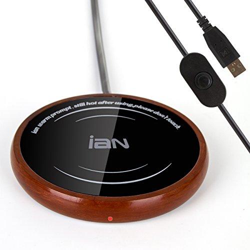 IAN - Placa térmica eléctrica para calentar...