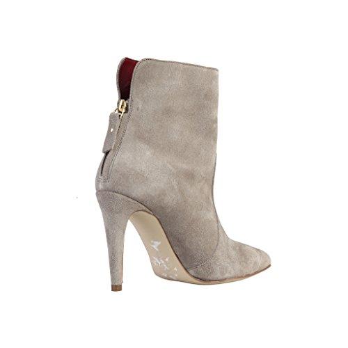 Versace Damen Michelle Stiefelette Beige Versace Damen Michelle Stiefelette  Beige