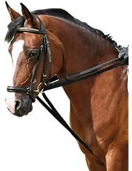 PFIFF 004239-60-Pony Rênes allemandes en toile Poney