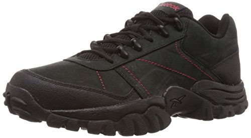 Reebok Men's Adventure Cruiser Lp Black, Red and Grey Cricket Shoes - 9 UK