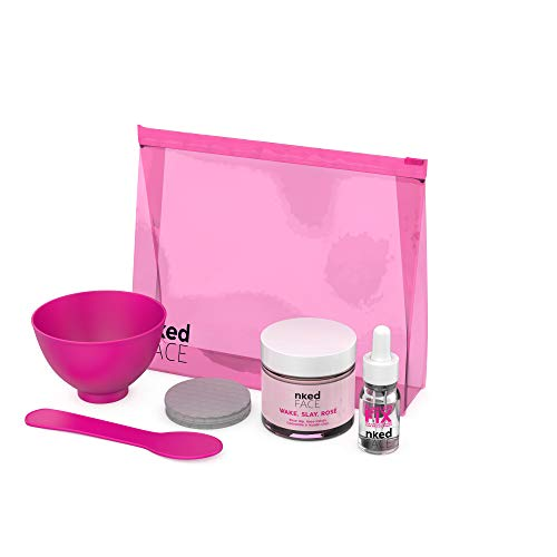 Kit de Peeling de Ácido Glicólico 20% casero. Exfoliante, antiacné, Anti-Arrugas