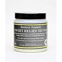 Biteback Products 'Sweet Relief Silver' Crema multiuso para apoyar la curación natural de la piel 250g