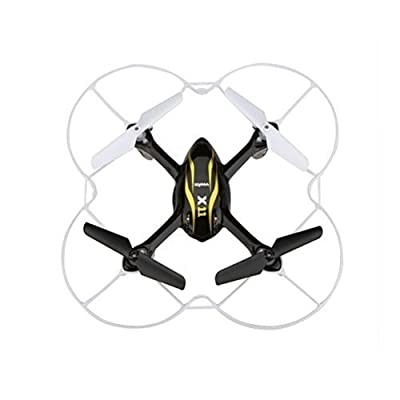 Syma X11 360-degree Eversion Mini Remote Control Helicopter R/C Quadcopter Drone UFO with LED Lights Propeller Protector