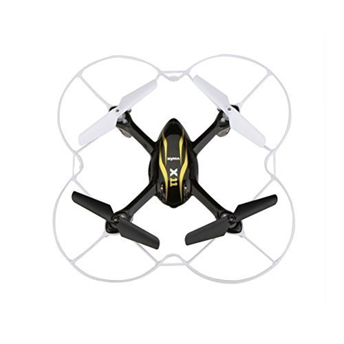 Syma X11 2.4GHz 4CH 6-Axis Gyro 360-ranking Eversion Mini Remote Control Helicopter R/C Quadcopter Drone UFO with LED Lights Propeller Benefactress (Insulting)