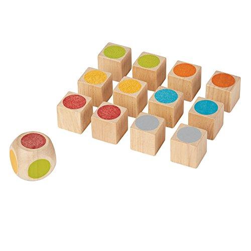 Plan Toys 4128 Holzspielzeug, Holz, Norme - Eisen-box-board