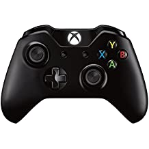 Xbox One Wireless Controller with Bluetooth (With 3.5 mm Jack) (Black)