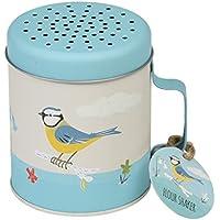 Flour Shaker - Choice Of Design ( Blue Tit )
