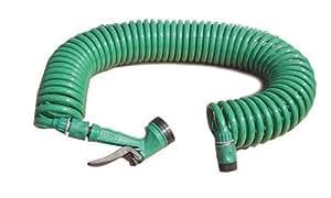 50 foot coiling garden hose