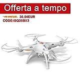 FPVRC SYMA X5SC(-1) Explorers Drone con Telecamera 720P HD 2.0MP Quadricottero RC Senza Testa Flip...