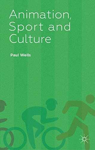 Animation, Sport and Culture by Wells, Paul (2014) Hardcover