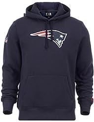 "New Era ""NFL Team Logo New England Patriots"" Hoodie - navy"