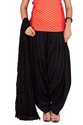 Priyaa's Women's 100% Cotton readymade Full Punjabi Best Indian Patiyala salwar Pant...