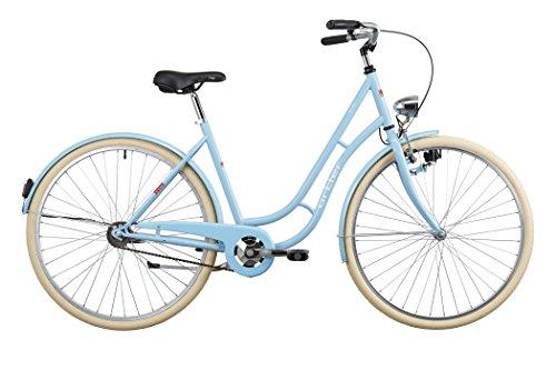 Ortler Detroit - Bicicleta holandesa - celeste...