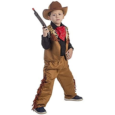 Cowboy Costume Gunfighter - Dress Up America - 780-M - Déguisement