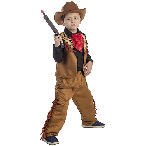 Dress Up America Wild Western CowJunge Kostüm für Kinder
