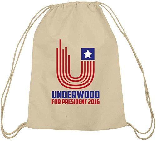 hoc-underwood-for-president-baumwoll-natur-turnbeutel-rucksack-sport-beutel-grosse-onesizenatur