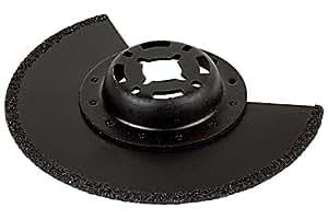 Wolfcraft 3995000 Lame scie segment à concrétion Diamètre 85 mm