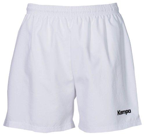 Kempa Herren Shorts Team Woven Shorts, weiß, XL