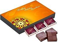 ChocoCraft Rakhi Gift for Brother 12 Chocolate Box