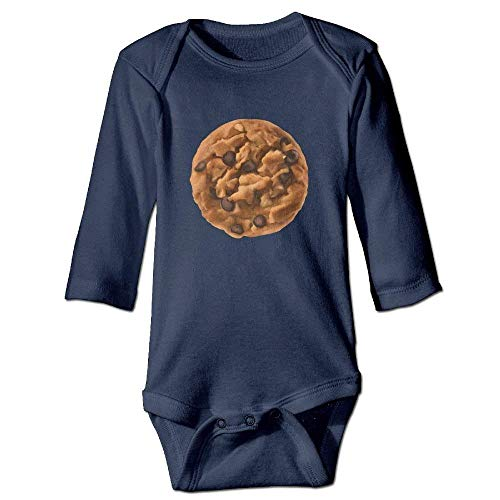 Cookie Kostüm Girl - SDGSS Babybekleidung Cookie Clipart Girls Baby Long-Sleeve Bodysuit Romper