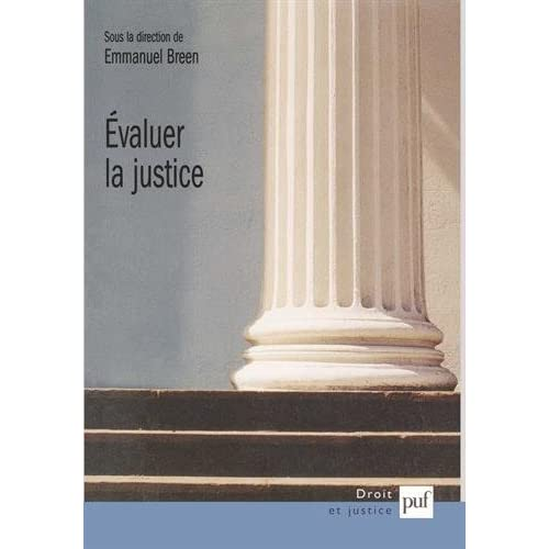 Evaluer la justice