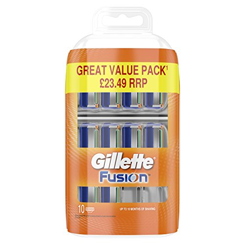 gillette-fusion-mens-razor-blades-pack-of-10-refills