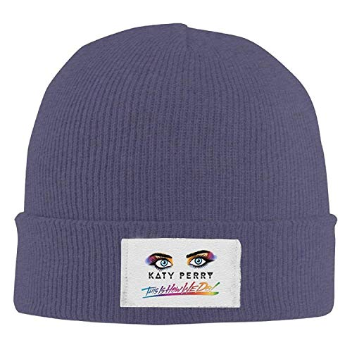 Katy Perry Beanie, Thick Soft Stretch Warm Unisex Daily Knit Hat/Cap Fashion Warm Beanie ()