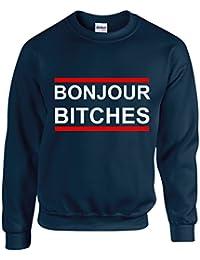 Bonjour femelles Français Imprimé pour homme pour homme fashion