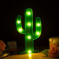 🌵 MOOKLIN Mignonne petite veilleuse à LED cactus🌵, elle est chaude et belle.  Parfaitement pour décorer votre maison ou votre chambre d'enfant, fête, anniversaire, Noël ou toutes les occasions que vous souhaitez.  C'est un joli cadeau de Noël pour t...