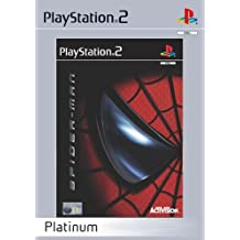Spider-Man: The Movie Platinum Spider-Man the Movie
