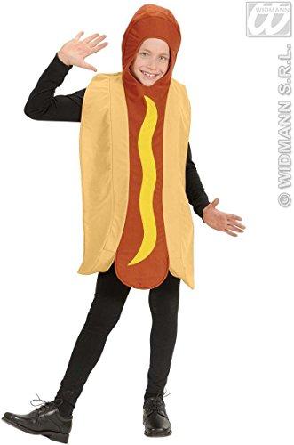 Kinder-Kostüm Hot Dog