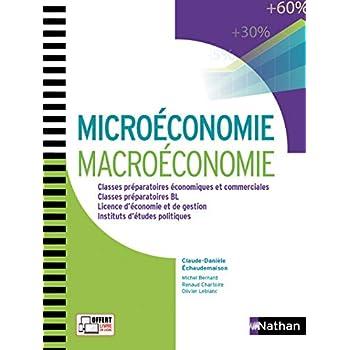Microéconomie et Macroéconomie aux concours des grandes écoles
