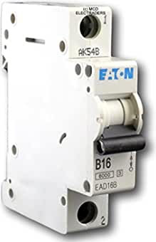 MEM EATON 10 AMP TYPE B 10kA MCB CIRCUIT BREAKER MBH110