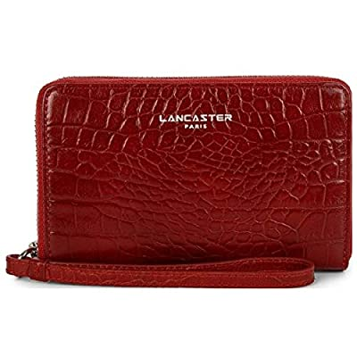Lancaster, PF PC EXOTIC CROCO 126-29 - ROUGE