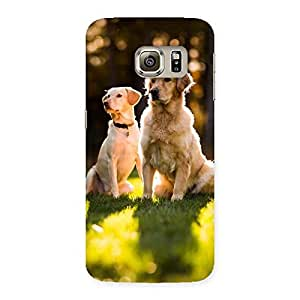 Special Do Kutte Back Case Cover for Samsung Galaxy S6 Edge