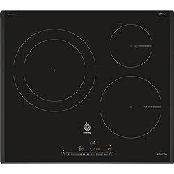 Balay 3EB965LU Integrado Con - Placa (Integrado, Con placa de inducción, Negro, 1400 W, 14,5 cm, 2200 W)