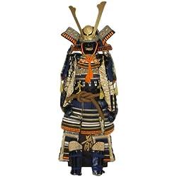 """Samurai III en madera de """"Oda Nobunaga"""" para vestirse y decoración Höhe160cm"""