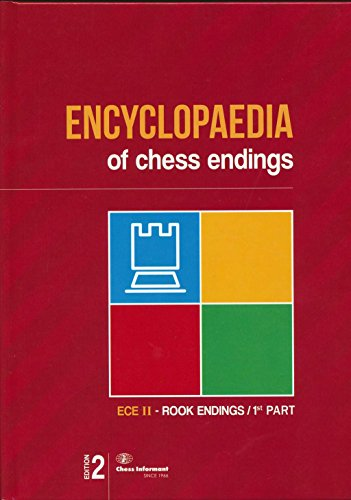 Enzyklopädie der Schachendspiele Band 2 - Turmendspiele 1