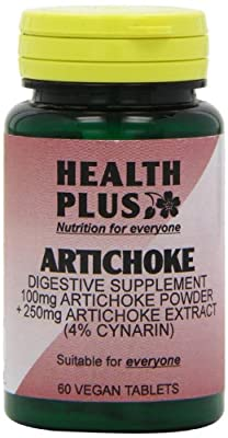 Health Plus Artichoke Digestive Health Supplement - 60 Tablets from Health + Plus Ltd