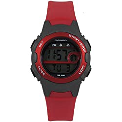 Coolwatch by Prisma Kids Skills Digitaal Kids Horloge CW.344