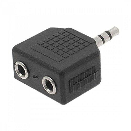 Headphone-Jack-Splitter-35mm-Jack-Plug-to-2x-35mm-Jack-Sockets-Stereo-Adaptor-Dual-Splitter-VASI4KO