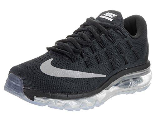 Nike Wmns Air Max 2016 Scarpe da ginnastica, Donna Black/White
