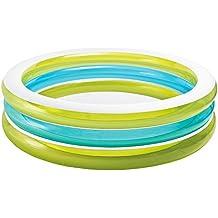 Intex - Piscina hinchable Intex transparente 203x51 cm - 742 litros - 57489NP