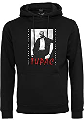 Mister Tee Tupac Hoodie OGCJM, Farbe black, Size S