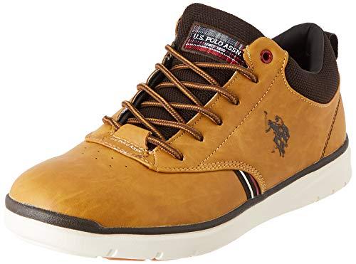 U.S. POLO ASSN. CREE, Sneaker Uomo, (Beige (Tan 039), 41 EU